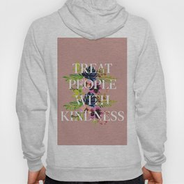 Treat People With Kindness graphic artwork / Harry Styles Hoody