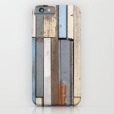 Vintage Wood Slim Case iPhone 6