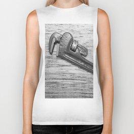 Pipe Wrench - BW Biker Tank