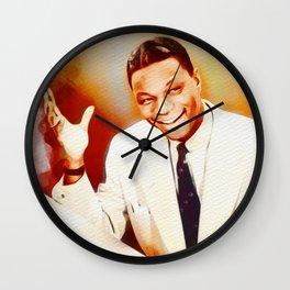 Nat King Cole, Music Legend Wall Clock