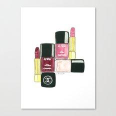 Beauty Shot Canvas Print