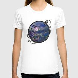 Meegan and the Moon T-shirt