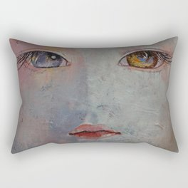 Baby Doll Rectangular Pillow
