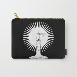 Burning Low Carry-All Pouch