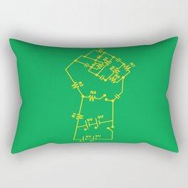 Re-Volt Rectangular Pillow