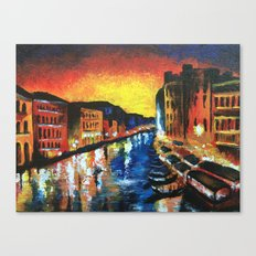 Harlem, Clearly Canvas Print