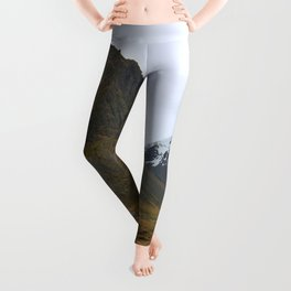 Red of the Fire Land Leggings