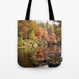 Linville River Tote Bag