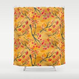 Autumn leaves #12 Shower Curtain