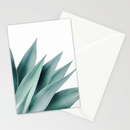Agave flare II Stationery Cards