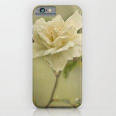 Vintage Rose Slim Case iPhone 6s