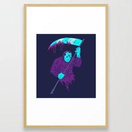 Reaper Jason Framed Art Print