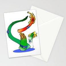 Asparagus 4 Stationery Cards