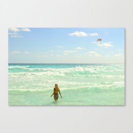 Sea Lust Canvas Print