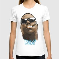 biggie T-shirts featuring Biggie by K▽nchʁLϟ