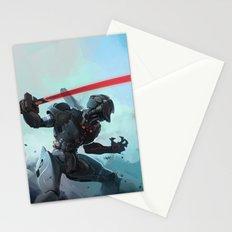 Antiborg Stationery Cards