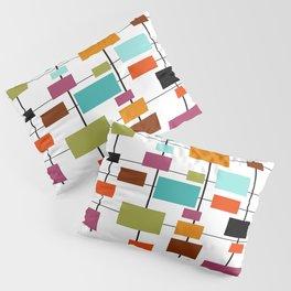 Mid-Century Modern Art 1.3.1 Pillow Sham
