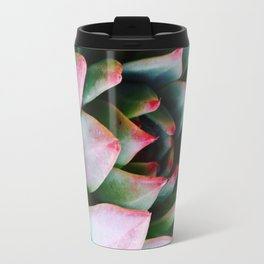 California Colorful Flower Travel Mug
