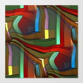 colormix -2- Canvas Print