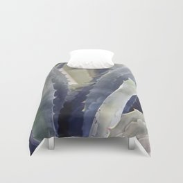 Winter Agave Duvet Cover