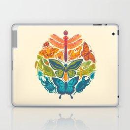 Bugs & Butterflies Laptop & iPad Skin