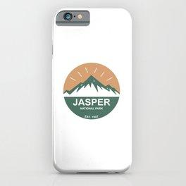Jasper National Park iPhone Case