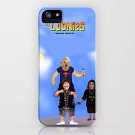 The Loonies iPhone Case