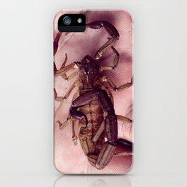 Alacran iPhone Case
