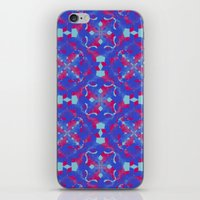 asia iPhone & iPod Skins featuring Asia 3 by Emma Stein