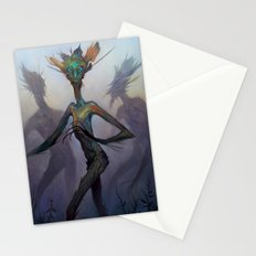 Twisted Wisp Eaters Stationery Cards