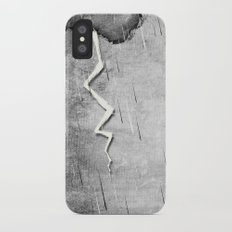 There's a storm a brewin iPhone X Slim Case