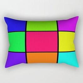Flash Dance Rectangular Pillow