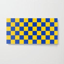 Surrey county flag Metal Print