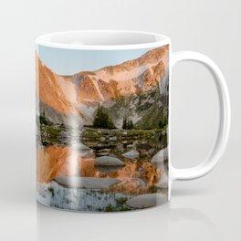Medicine Bow Peak Coffee Mug