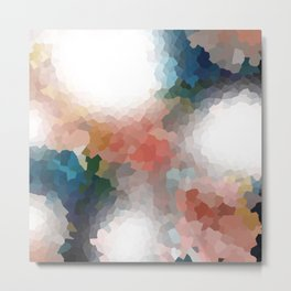 Breath Metal Print