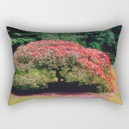 Burning Bush Rectangular Pillow