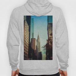 nyc towers Hoody