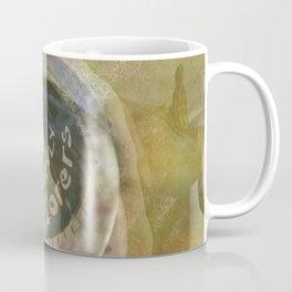 TMT / The Biggest Spatial Eye / EXPLORERS ONLY Coffee Mug