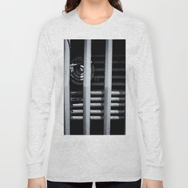 Vehicle Radiator Abstract II Long Sleeve T-shirt