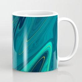 Gold Veins Coffee Mug