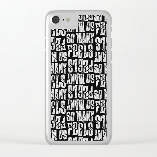 Feels Clear iPhone Case