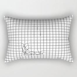 Haywire Rectangular Pillow