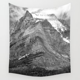 Going-to-the-Sun Mountain, Glacier National Park - Ansel Adams Wall Tapestry