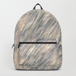 Sand stone scribble Backpack