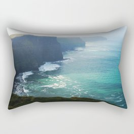The Cliffs of Moher 2 Rectangular Pillow