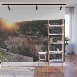 Sunset at Grand Canyon 3 Wall Mural