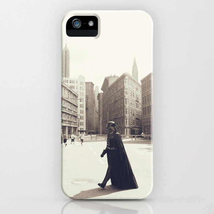 Darth Vader Does New York iPhone Case