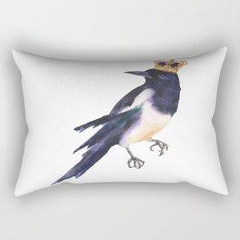 Magpie Monarch Rectangular Pillow