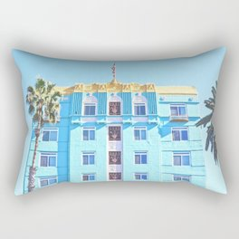 Historic Georgian Hotel Rectangular Pillow