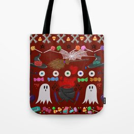 This is Halloween #3 Tote Bag